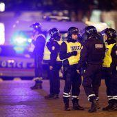 Terroralarm: Schießerei im Zentrum von Paris