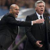 Schüler Zidane fordert seinen Lehrmeister