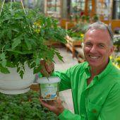 Naturnahes Händchen für Pflanzen