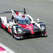 Knapper Triumph für Toyota