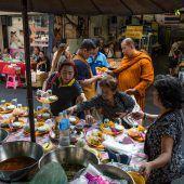 Aus für Straßenküchen in Bangkok geplant
