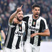 Khedira warnt seine Kollegen von Juventus