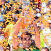 Federer macht eine Pause