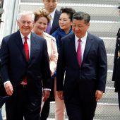 Streit um Nordkorea überschattet Treffen