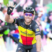 Gilbert fuhr mit Nierenriss zum Amstel-Erfolg