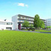Neues Wohnmodell im Gasserpark