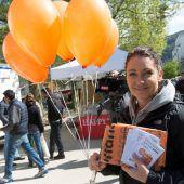 Wie orange Säcke Jobs schaffen