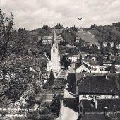 vorarlberg einst und jetzt. Der Feldkircher Schlossgraben