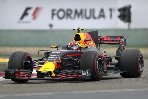 2016 ging in Barcelona mit seinem ersten Grand-Prix-Sieg der Stern von Max Verstappen auf. Foto: AP