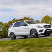 Mercedes dreht an der Leistungsschraube