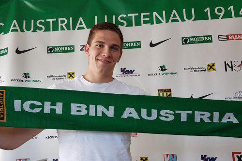 Alexander Sebald will die Nummer eins werden. Foto: Austria
