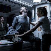 Alien-Spektakel geht weiter