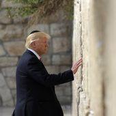 Trump sieht Chancen für eine Nahost-Lösung