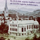Die lange Geschichte des Kinos in Vorarlberg