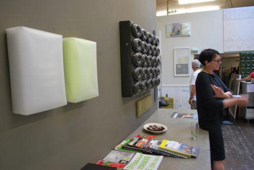 """Am 20. Mai öffnen im Rahmen des Dornbirner Ateliertages """"Offenraum"""" wieder zahlreiche Künstlerinnen und Künstler ihre Ateliers und gewähren Einblicke in ihre Arbeit. foto: vn-archiv"""