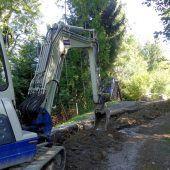 Kanalisation für Randgebiet