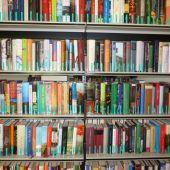 Flohmarkt in der Bücherei