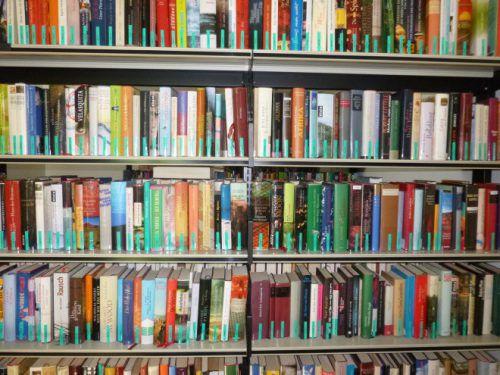 Am Samstag gibt es in Hohenems Bücher-Schnäppchen zu ergattern.