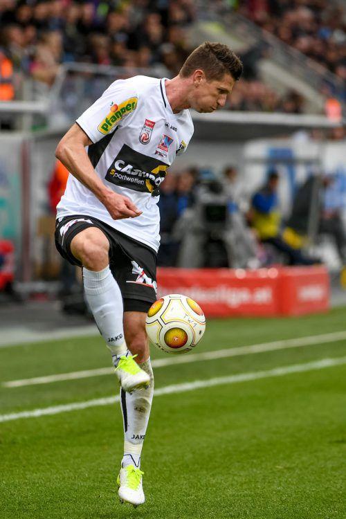 Offensiv-Verteidiger Andreas Lienhart sieht das Team stärker als vor zwei Jahren.Foto: gepa