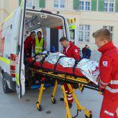 Neue Einsatzfahrzeuge für Rotes Kreuz in Lustenau