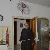 Sanierung des Klosters einen Schritt weiter