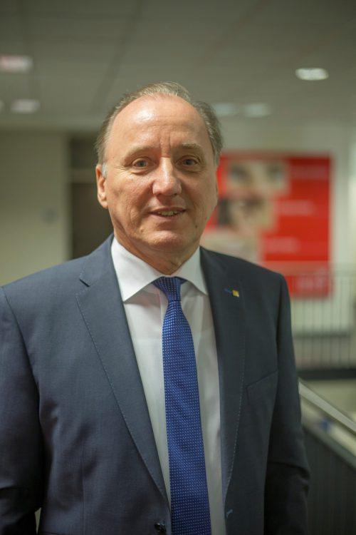 Landesdirektor Burkhard Berchtel, Wiener Städtische Versicherung