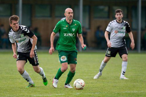 Bald Spielertrainer: Harald Dürr.                Foto: Stiplovsek