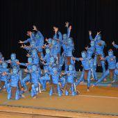 Akrobaten aus Mäder auf dem Weg zur WM