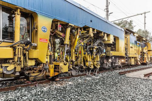 Bis 2. Juli wird ein Schienenersatzverkehr eingerichtet.  ÖBB