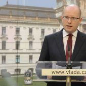 Tschechischer Ministerpräsident kündigt Rücktritt der Regierung an