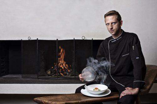 Christian Rescher, Aurelio´s, ist für A la carte Vorarlbergs bester Koch. Maisinger