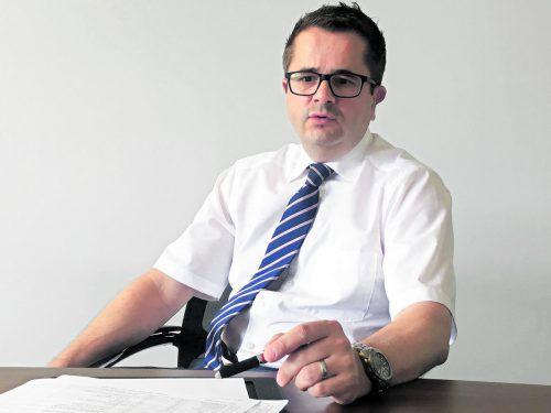"""Christoph Kathan, OK-Chef beim Hypomeeting: """"Wir wollen den Status als Nummer-eins-Meeting erhalten."""""""