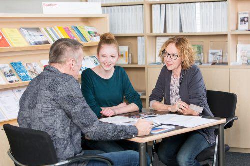 Das BIFO bietet Bildungs- und Berufsberatungen an. Foto: BIFO