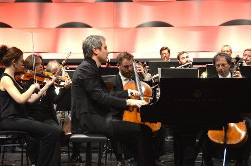 Das Chamber Orchestra of Europe beschloss die Meisterkonzert-Saison in Bregenz. Foto: Kulturamt