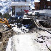 Damüls: Straße wird für Hotel untertunnelt