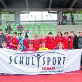 Rankweil Sieger im Poly-Cup