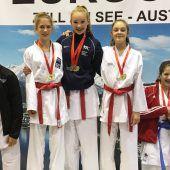 Karatekas mit Topresultaten