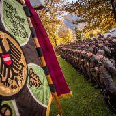 Vorarlberger Unteroffizier wegen Hetze vom Dienst suspendiert