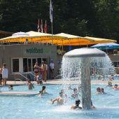 Waldbad Enz öffnet die Tore