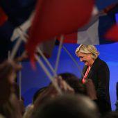 EU ist Lieblingsfeindbild der Front-National-Chefin