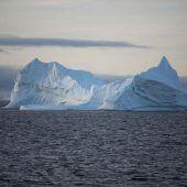 Emirate wollen Eisberge aus der Antarktis holen