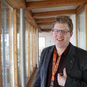Fabian Jochum wird Jugendseelsorger