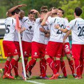 FC Dornbirn feierte Sieg und sucht neuen Kapitän