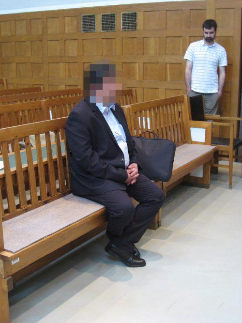 Eine lange Haftstrafe setzte es für den mehrfachen Familienvater.  ec