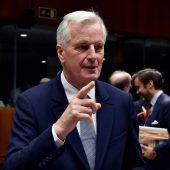 EU ist startklar für die Brexit-Verhandlungen