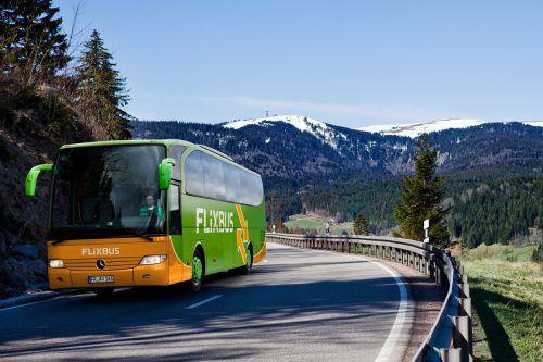 Der grüne Flixbus weitet sein Streckennetz aus. Foto: Flixbus