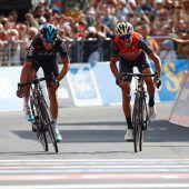 Nibali sorgt für ersten Heimsieg beim Jubiläum