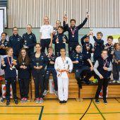 Karatekas von Götzis die klare Nummer eins
