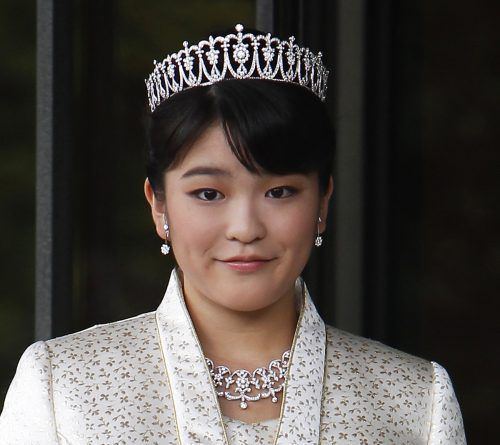 Der künftige Ehemann von Mako soll ein Meeresliebhaber sein, der Ski fahren, Violine spielen und kochen kann. Foto: AP