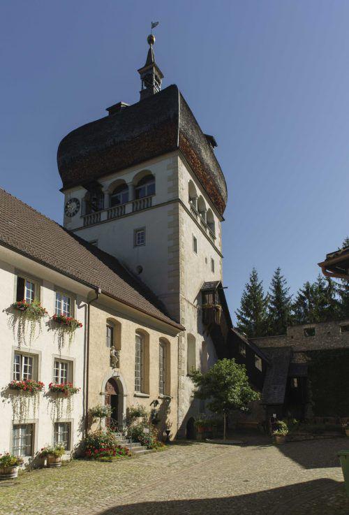 Stadtgeschichtliche Ausstellung im Bregenzer Martinsturm. ch. Skofic